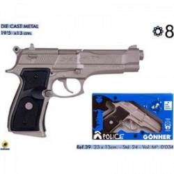 Molto - Revolver metal Eagle játék pisztoly - Molto fegyverek - Játék fegyverek