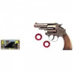 Molto - Police partronos játék pisztoly - Molto fegyverek - Játék fegyverek