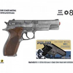 Molto - Revolver-Smith patronos pisztoly Játék