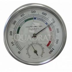 QUADRAT - Higrométer és hőmérő Otthon - Fürdőszobai kiegészítők