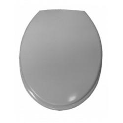 QUADRAT - WC ülőke, duroplast, antracit - Wc ülőkék - Fürdőszobai kiegészítők