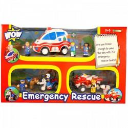 WOW Vészhelyzet multiszett, combo pack Játék - Bébijátékok WOW