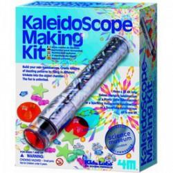 Kidz Labs - 4M Kaleidoszkóp készítő, kreatív szett - Tudomány és kreatív játék - KIDZ Labz játékok 4M