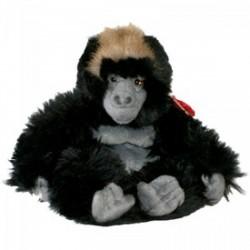 Plüss gorilla 20 cm - Plüss és állat,-mesefigurák - Bébijátékok Keel Toys