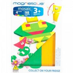 Magneticus - Mesefigurás mágneses képkirakó 98 db-os Játék - Magneticus mágneses képkirakók
