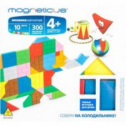 Magneticus - Cirkuszos mágneses képkirakó 300 db-os Játék - Magneticus mágneses képkirakók