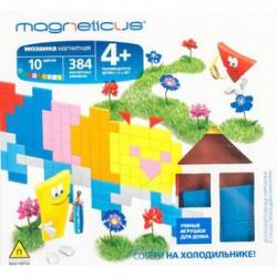 Magneticus - Kukacos mágneses képkirakó 384 db-os Játék - Magneticus mágneses képkirakók