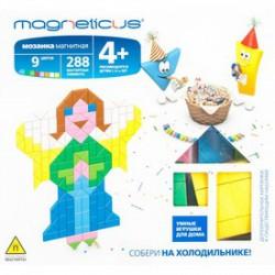 Magneticus - Angyalos mágneses képkirakó 288 db-os Játék - Magneticus mágneses képkirakók