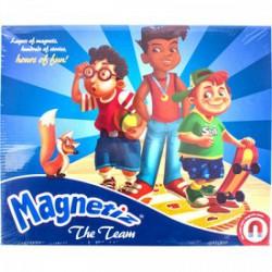 Magnetiz - A csapat mágneses képkirakó - Magnetiz mágneses képkirakók - Magnetiz mágneses képkirakók