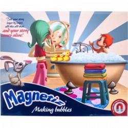 Magnetiz - Mágneses képkirakó - habfürdő Játék - Magnetiz mágneses képkirakók