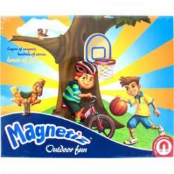 Magnetiz - Játszótér mágneses képkirakó Játék - Magnetiz mágneses képkirakók