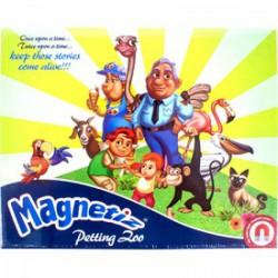 Magnetiz - Állatok mágneses képkirakó Játék - Magnetiz mágneses képkirakók