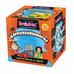 BRAINBOX Környezetismeret kicsiknek társasjáték - Brainbox társasjátékok kicsiknek - Brainbox társasjátékok kicsiknek Brainbox