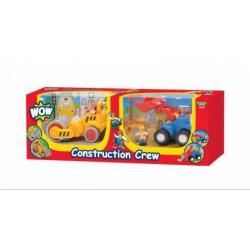 WOW Combo pack, építkezés - Wow bébi játékok - Bébijátékok WOW