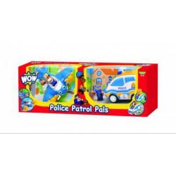 WOW Rendőrség, combo pack - Wow bébi játékok - Bébijátékok WOW