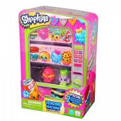 Shopkins - Kosárlakok Ital-ételautomata készlet - 1. évad Játék - Lányos játékok