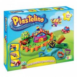 Plastelino - Az én házikóm gyurmakészlet - Plastelino gyurmák - Gyurmák