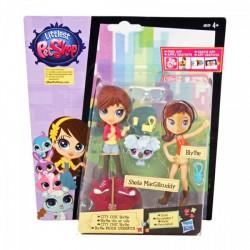 Littlest PetShop - Blythe és a divat - Blythe és Sheila MacGillicuddy Játék - Hasbro játékok