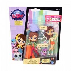 Littlest PetShop - Blythe és a divat - Blythe és Zizi Morales Játék - Hasbro játékok