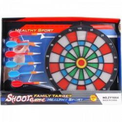 Darts tábla nyilakkal - Sportjátékok - Kirakók, puzzle-ok