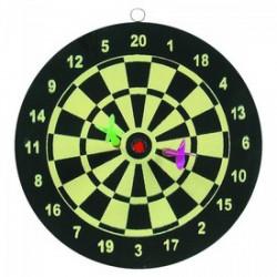 Papír darts 2 dobónyíllal Játék - Kirakók, puzzle-ok