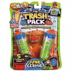 Trash Pack - Kémcsőlakók 7. évad - 5 db-os készlet Játék
