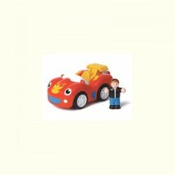 WOW Frankie, a tűzgolyó - Wow bébi játékok - Bébijátékok WOW