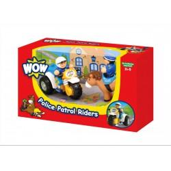 WOW Rendőr őrjárat - Wow bébi játékok - Bébijátékok WOW