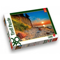 TREFL - 500 db-os Orłowski Cliff puzzle - PUZZLE játékok - Kirakók, puzzle-ok