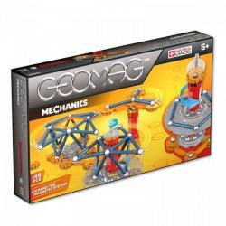 Geomag Mechanics mágneses építőjáték készlet - 146 darabos - Geomag építőjátékok - Építőjátékok Geomag