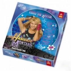 TREFL Hannah Montana a pophercegnő 300db-os puzzle - TREFL puzzleok - Kirakók, puzzle-ok