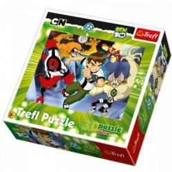 TREFL Ben 10: puzzle 72 db-os - TREFL puzzleok - Kirakók, puzzle-ok