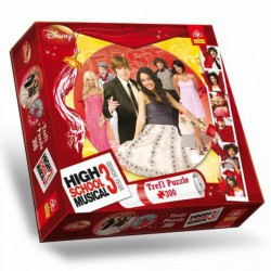 TREFL High School Musical - 300 db-os puzzle - PUZZLE játékok - Kirakók, puzzle-ok