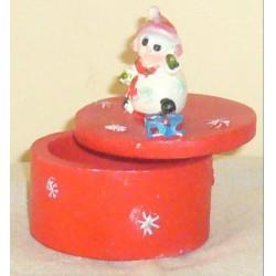 Hóemberes kis dobozka -Ünnepi meglepik - Ünnepi meglepik