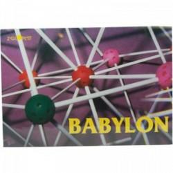 Babylon I. építőjáték 14098 Játék - Építőjátékok