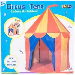 Cirkusz gyermeksátor 92 x 120 cm Játék - BESTWAY strandcikkek