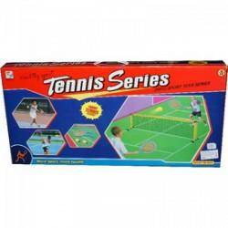 Tenisz szett hálóval és labdákkal Játék - BESTWAY strandcikkek