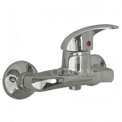 QUADRAT - Csaptelep, NEXT egykaros zuhany - Fürdőszobai kiegészítők - Csaptelepek