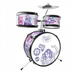 Violetta dobszett - Játék hangszerek - Játék hangszerek Violetta