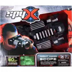 SpyX Játék éjjel látó távcső - Night Hawk Scope Játék -Spyx kémjátékok SpyX