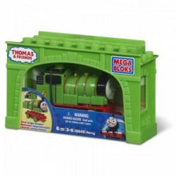 Thomas és barátai - Mega Bloks mozdonyok - Percy Játék - Bébijátékok