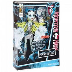 Monster High szupercsajok - Frankie Stein (Voltageous) Játék - Lányos játékok