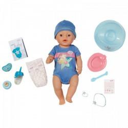 BABY Born® 8 funkciós interaktív baba - fiú - Zapf Creation játékok ( Baby Born ) - Lányos játékok Baby Born