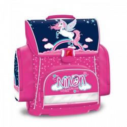 Ninon kompakt iskolatáska - midi - 93997058 Táska, sulis felszerelés - Ninon