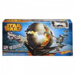 Hot Wheels - Star Wars halálcsillag játékszett - HOT Wheels pályák - HOT Wheels pályák