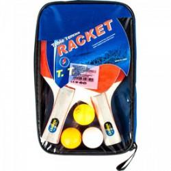 Pingpong szett, táskában - 14719 Játék - Kerti és vízes játékok