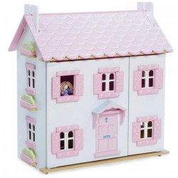 Le Toy Van Fa Sophie háza 35x67x61cm, fajáték - Fajátékok lányoknak - Fajátékok Le Toy Van