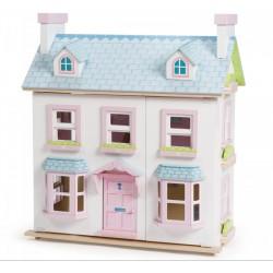 Le Toy Van Mayberry fa babaház 35x67x61, fajáték - Fajátékok lányoknak - Fajátékok Le Toy Van