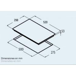 CATA - VI 302 beépíthető domino főzőlap - Beépíthető készülékek
