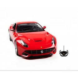 Rastar - Ferrari F12 Berlinette 1:18  távirányítású piros autó RASTAR - Pályák, kisautók Rastar